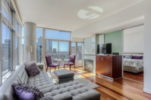 Luxury, Views and Fun Downtown Living! Just Listed for $729,000